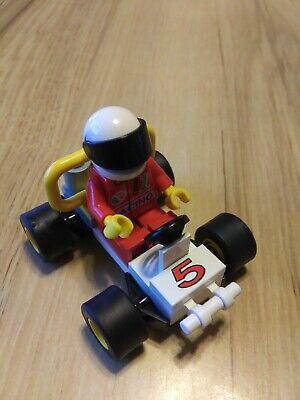 Vintage (1997) LEGO Go-Kart Set (#6400) with Instructions - No Box