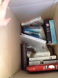 Large box of books Marmion Joondalup Area Preview