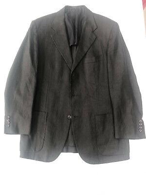 Kiton linen jacket 50 (40 UK)