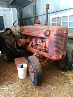 Inter aw6 tractor Mannum Mid Murray Preview