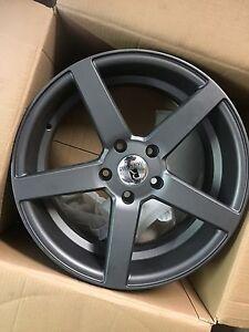 Brand new BMW Ruffino wheels