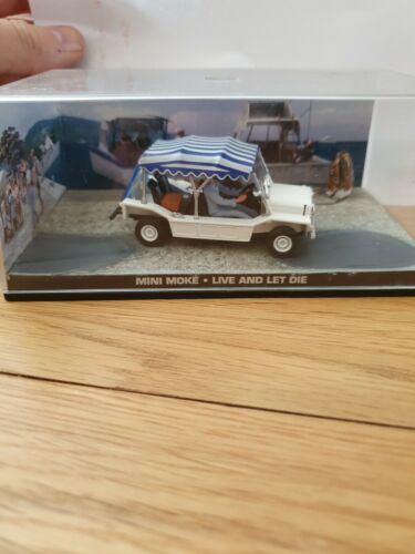 G E Fabri The James Bond Collection Mini Moke From Live and Let Die