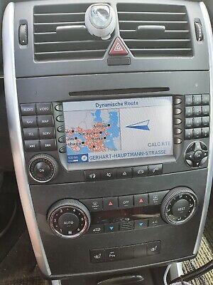 Radio Navi CD Mercedes W245 W169 COMAND APS Navigation Vito Sprinter A-B Klasse