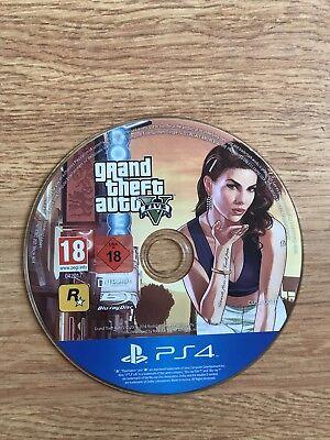 Grand Theft Auto V (GTA 5) for PS4 *Disc Only*, usado segunda mano  Embacar hacia Spain