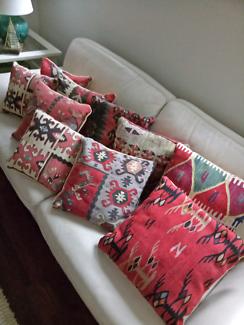Morracan Style Cushions