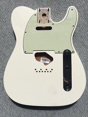Fender Telecaster MIM Olympic White '60s Body w/ Extras Superb!
