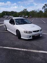 2003 Holden Commodore VY Ute - White Trinity Park Cairns Area Preview