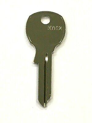 1 National Cabinet Lock Office Furniture Locks Key Blank NA12 1069LB Keys Blanks