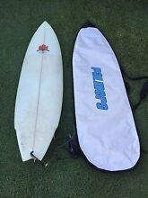 "7.3"" Michael Hamilton Surfboard Maryborough Fraser Coast Preview"