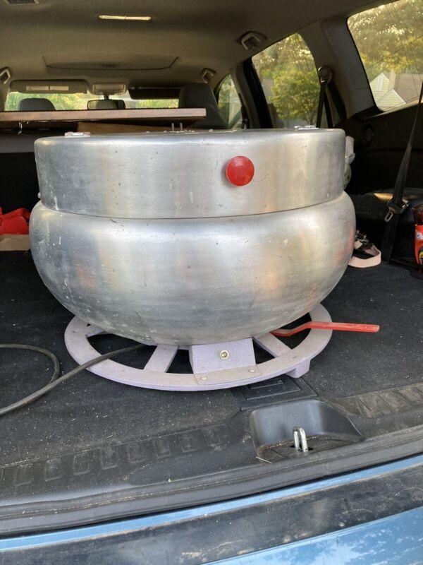 Garver Electrifuge Model 54 Milk Testing Babcock Method centrifuge