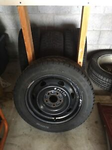 Rims and tires 205/55/16