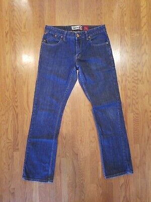"Quicksilver Jeans Straight/ Slim Mens Size 32/32"""