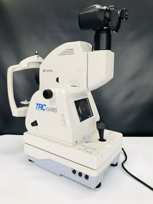 Topcon TRC-NW6S Non-Mydriatic Retinal Camera