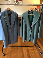 Winter Wool Coats x2 Size 16 Box Hill South Whitehorse Area Preview