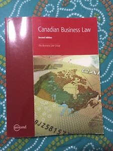 Selling business law textbook
