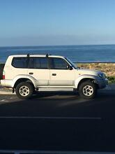 1999 Toyota LandCruiser Wagon Henley Beach South Charles Sturt Area Preview