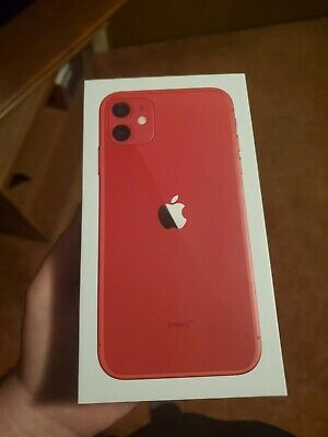 Apple iPhone 11 (PRODUCT)RED - 128GB (Unlocked)