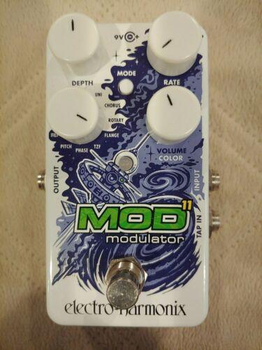 Electro-Harmonix Mod 11 Modulation Pedal