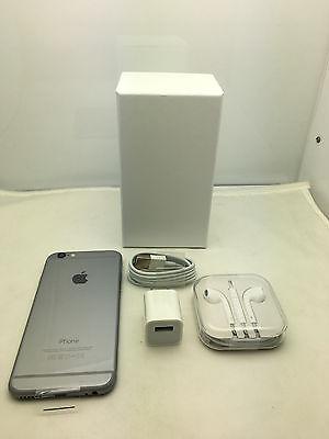 New Apple iPhone 6 128GB Space Gray GSM Worldwide Factory Unlocked Smartphone