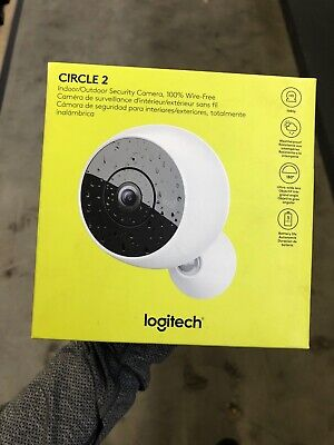 *BRAND NEW* Logitech Circle 2 Indoor/Outdoor Wireless Home Security Camera