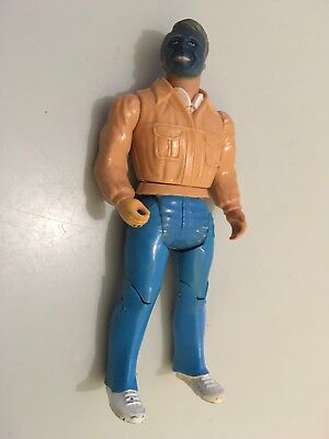 Rare Production Error A Team Action Figure Hannibal Pre Production Test Run Vtg