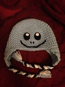 Squirtle inspired winter hat