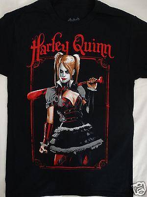 Harley Quinn Batman Baseball Bat Dc Comics T-Shirt