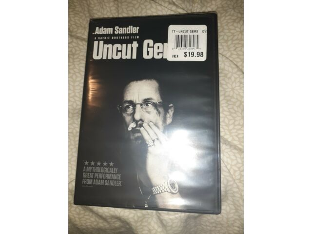 Uncut Gems (DVD, 2020)    mint     16 w/s 135min
