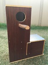 Large Parrot Nest Box For Sale - $55 Southern River Gosnells Area Preview