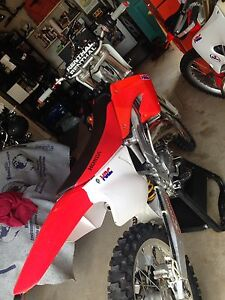 2001 honda cr125 mint condition