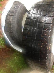 Winter Tires Cooper 2