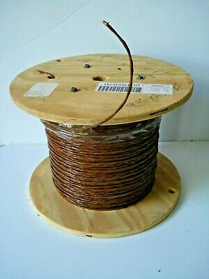 1000 Ft Type K-thermocouple Wire 2 Pair 20 Awg Solid Wteflonteflon Jacket