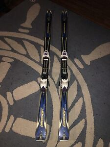 Rossignol Parabolic Downhill Skis, Cross Cut 10.4L