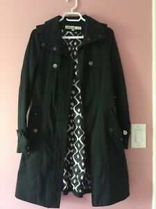 Kenneth Cole trench - sz XS