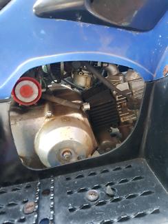 80 cc qaud auto