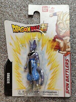 Figurine spin battlers BEERUS Bandai dragon ball super Neuf battle