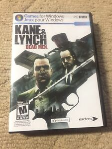 Kane and lynch dead mean for PC