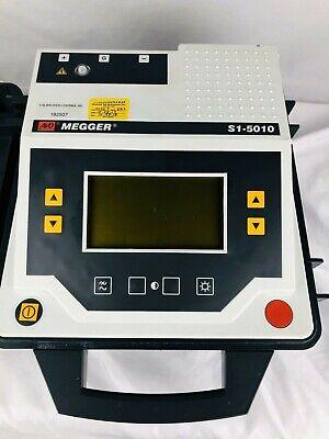 Megger Avo International S1-5010 Diagnostic Insulation Tester Free Shipping