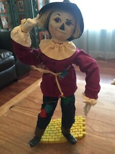 """The Scarecrow"" from the Wonderful Wizard of Oz collection"