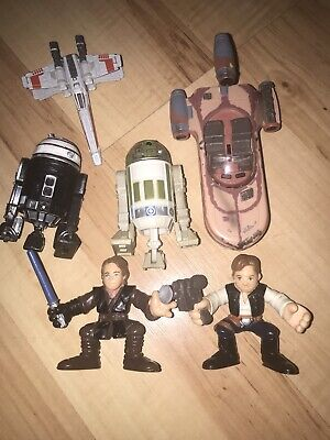 Small Bundle Of Star Wars Toys