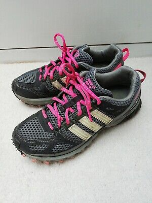 Ladies Adidas Kanadia TR4 Trainers Size 4