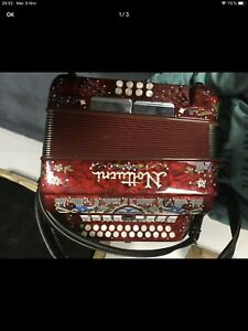 Notturni Accordéon / accordion / organetto