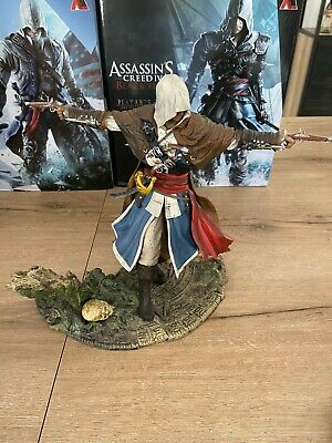 Used, Assassin's creed black flag edward kenway figurine figure statue for sale  Shipping to Nigeria