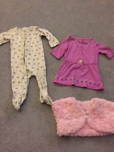 6 month -18 month girl clothes
