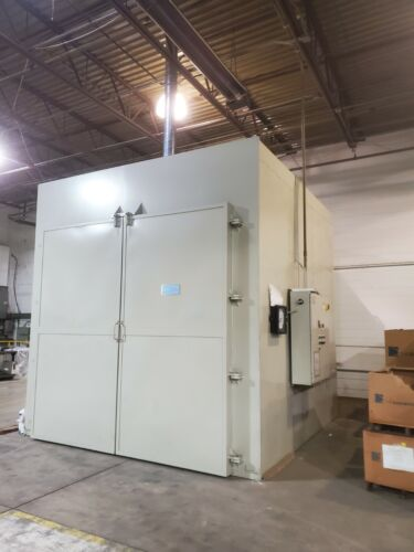 Industrial Batch Drying Curing Oven Furnace 10x10x12 Electric Heat