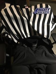 Starter kit for referee