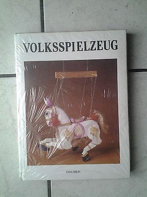Volksspielzeug - ein Buch von Dausien Verlag.. noch eingeschweißt