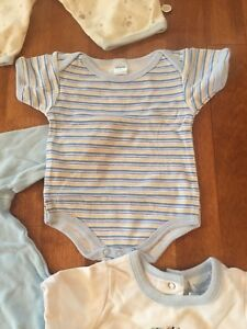 Baby onsies cotton new born to 6 months