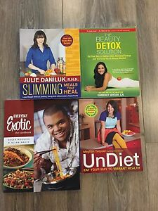 Four cookbooks - great condition!