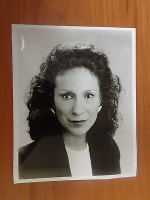 Vintage Glossy Press Photo Wbz Tv4 Boston Co Host Cecilia Soriano Bresnahan